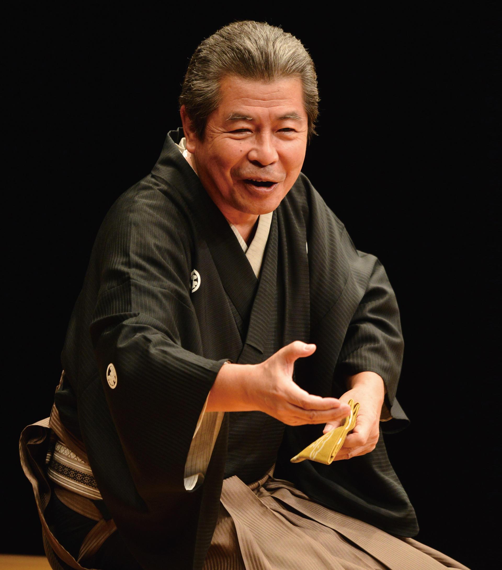 関内寄席 立川志の輔独演会の写真