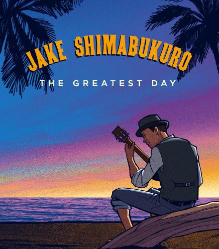 JAKE SHIMABUKURO The Greatest Day Tour in Japan 2018 関内ホール リニューアルオープン記念公演の写真