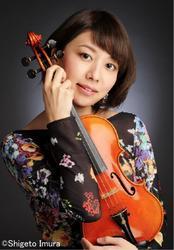 きっず・meet・みゅーじっくvol.1ヴァイオリンの音を聴いてみよう♪松田理奈 みみの日コンサートの写真