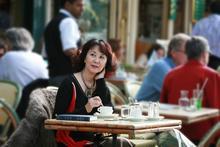 岸惠子 ひとり語り 輝ける夕暮れKishi Keiko special talk showの写真