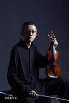 神奈川フィルハーモニー管弦楽団石田泰尚ソロ・コンサートの写真