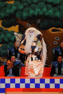 伝統芸能 華の舞の写真