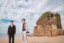 崎山つばさの「翼旅」放送記念イベントの写真