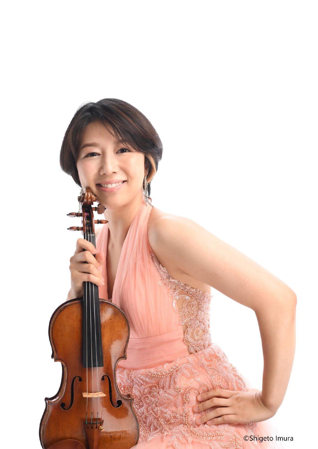 きっず・meet・みゅーじっく vol.3松田理奈 ヴァイオリンコンサート のイメージ