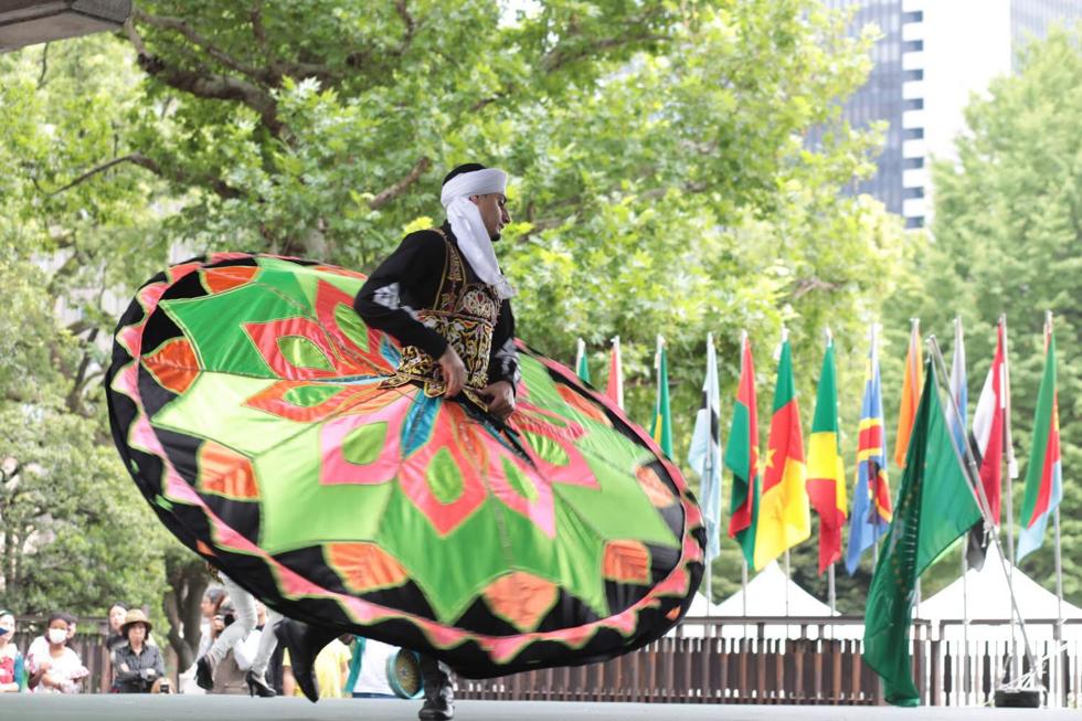 中区ダンスフェスティバル 2021の写真