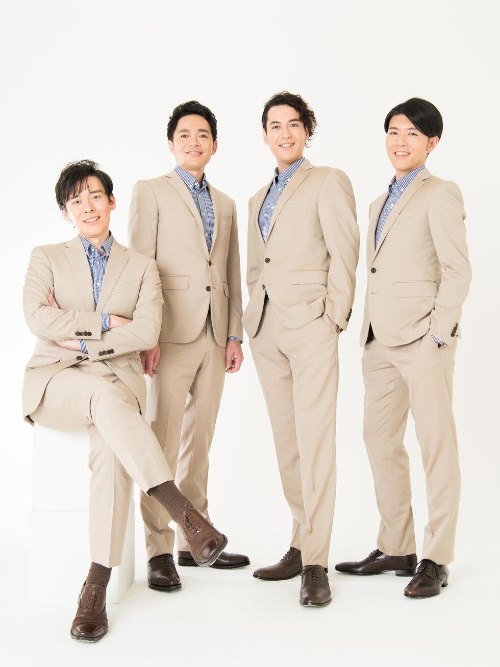jammin'Zeb アカペラ+ONE 〜Vol.2〜【公演延期のお知らせ】8月3日15:00更新の写真