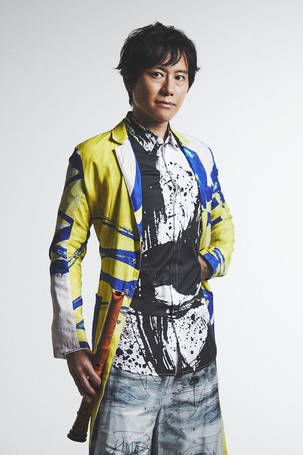 藤原道山 和楽コンサート「花宴」の写真